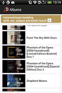 Music Video Player screenshot 1