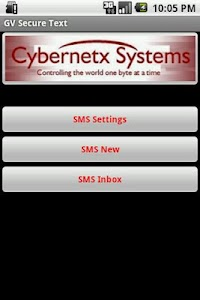 GV Secure Text Pro screenshot 0