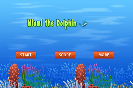 Miami the Clumsy Dolphin screenshot 3