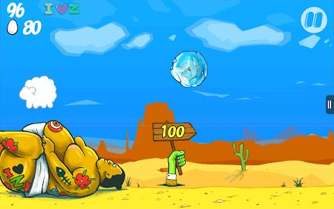 Zombie Golf screenshot 2