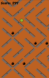 Rolling Ball screenshot 1