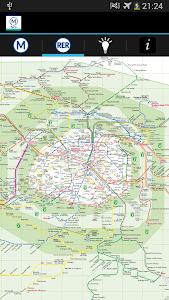 Metro Map Paris - Map and Tips screenshot 7