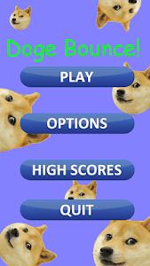 Doge Bounce! screenshot 0