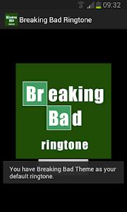 Breaking Bad Ringtone screenshot 1