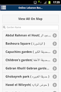 Lebanon buses screenshot 4