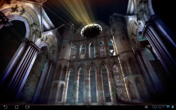Gothic Live Wallpaper for Android