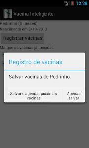 Vacina Inteligente screenshot 3