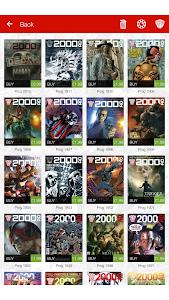 2000 AD Comics and Judge Dredd screenshot 9