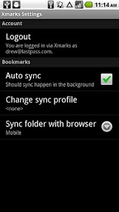 Xmarks for Premium Customers screenshot 1