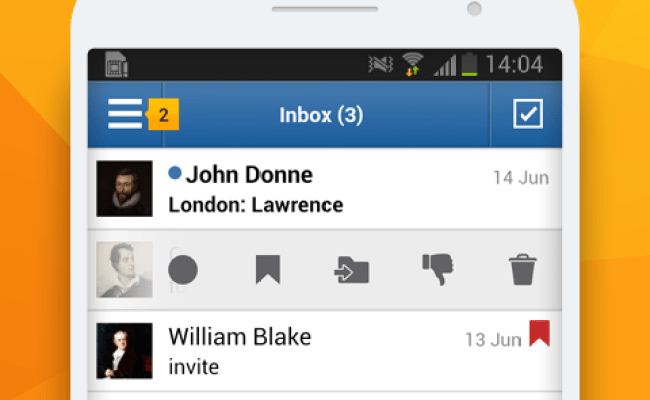 Mail Ru Email App Android Apps On Google Play