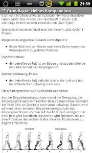 Physiokompendium PT Grundlagen screenshot 4
