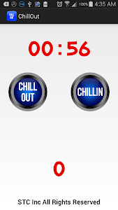Chill Out Button! Pro screenshot 1