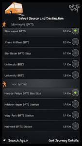 BRTS Way screenshot 1