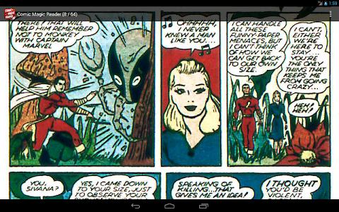 Comic Magic Reader screenshot 8