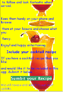 Party Cocktail Recipes screenshot 3