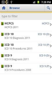 ICD Lite 2012 screenshot 1