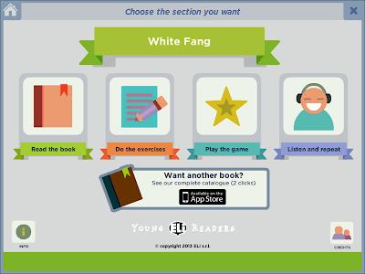 White Fang - ELI screenshot 0