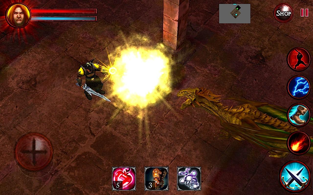 Demons & Dungeons (action Rpg)  Android Apps On Google Play