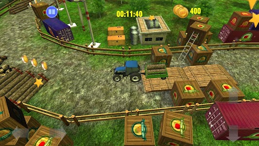 Tractor: Skills Competition GE screenshot 1