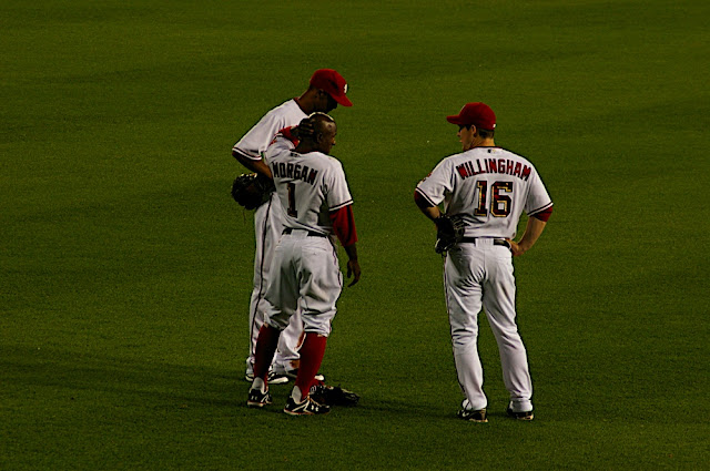 Outfielders Conference