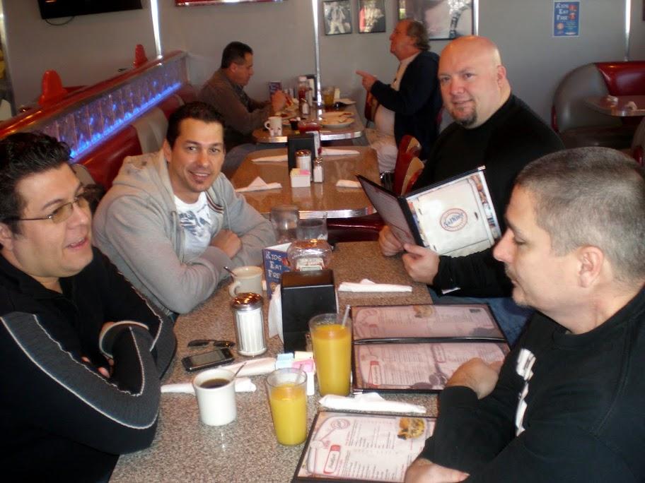 Breakfast at 5&Diner