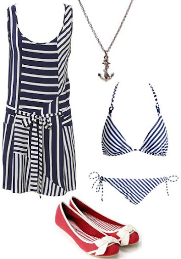 Key Summer Trend: Nautical Clothes and Accessories