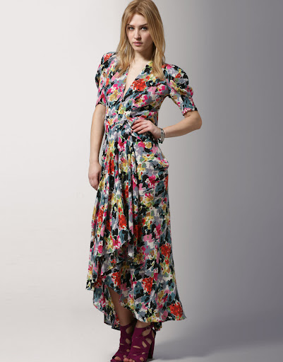 Flower Maxi Dress by Future Classics