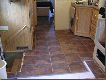 Allure Flooring Installation