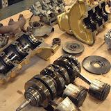 Saab 96 Monte Carlo Engine, Unrestored
