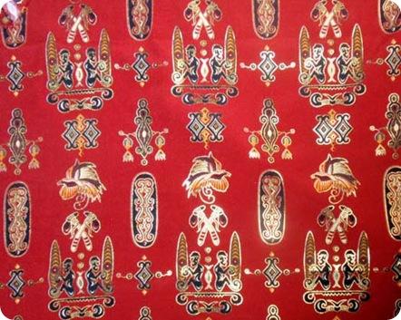 batik peranakan batik papua