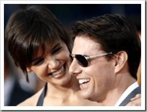 Tom Cruise dan Katie Holmes