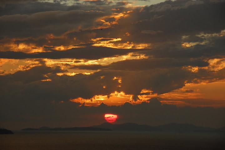 Sunset Koh Phi Phi
