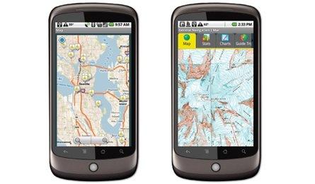 Aplicaciones moviles: hora de los destinos
