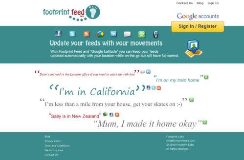 FootprintFeed
