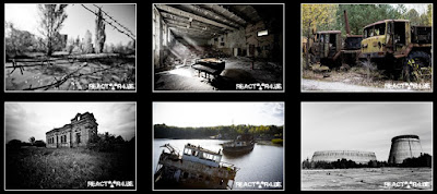 Chernobyl en fotos