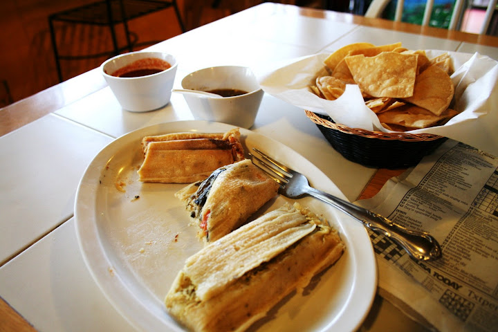 Tamales & Chips