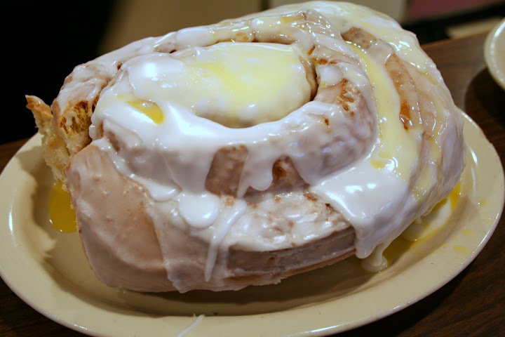 The Cinnamon Roll