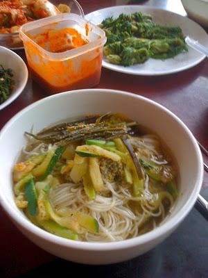 Janchi Guksu- Party Noodles