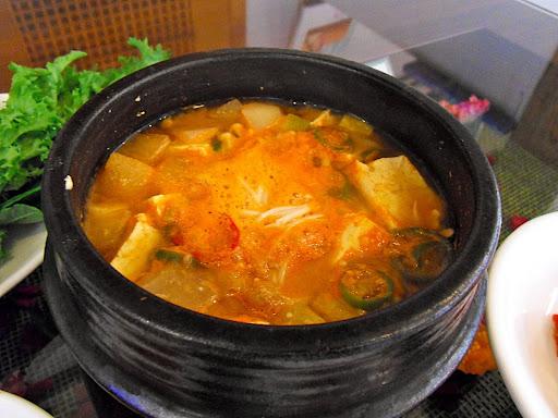 Doingjang Jjige -Soy Bean Stew