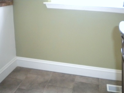 chair rail upside down black covers for rent broadview heights crown moulding and baseboards are finally done 005