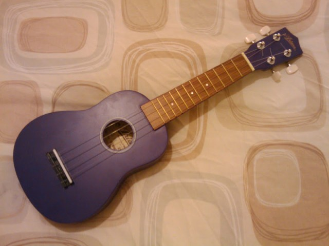 My Purple Ukelele