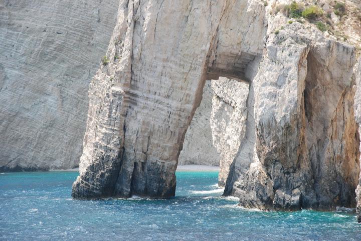 cliffs zakynthos