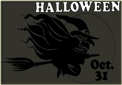halloweenhäxa