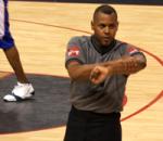 Arbitre de Pro A Basket - conflit LNB