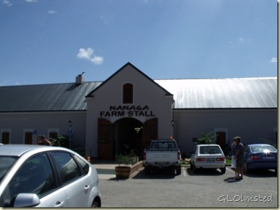 Farm Stall at jct N2 & N10 Eastern Cape South Africa