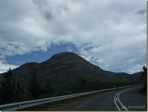 R328 South Outeniqua Mountains Little Karoo Western Cape South Africa