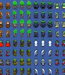 Chara 1d Character Set (RM2K3)