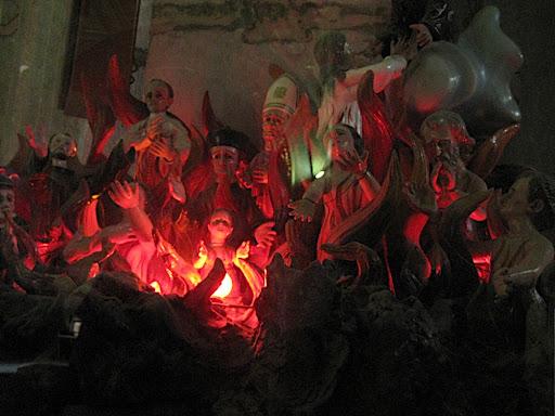 Almas en el purgatorio (Catedral)
