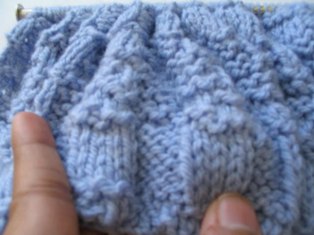 How To Do A Basket Weave Knit : Knitting basket weave dishcloth art soul
