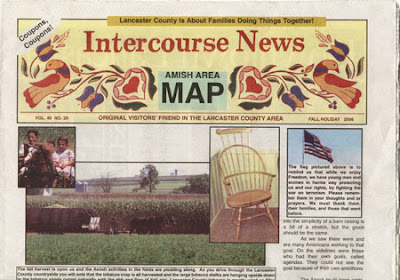 Intercourse News